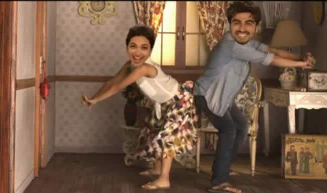 Finding Fanny Song Shake Your Bootiya Watch Deepika Padukone And Arjun Kapoor Groove To This