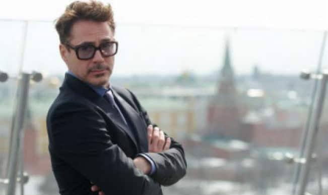 Robert Downey Jr pays tribute to Richard Attenborough