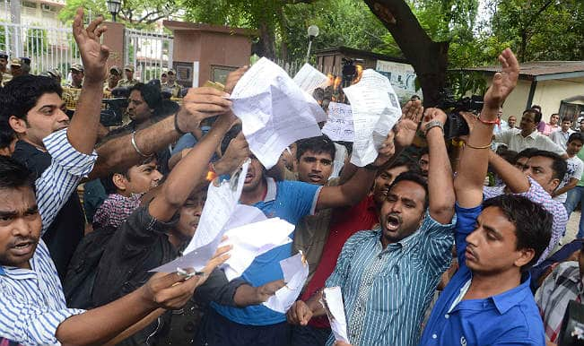 UPSC row: Central government excludes English marks from evaluation