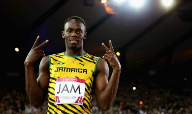 my favorite sports person relay usen bolt Arguably the most naturally gifted athlete the world has ever seen, usain st leo bolt, created history at the 2016 olympic games in rio when he achieved the 'triple triple', three gold medals at three consecutive olympic games.