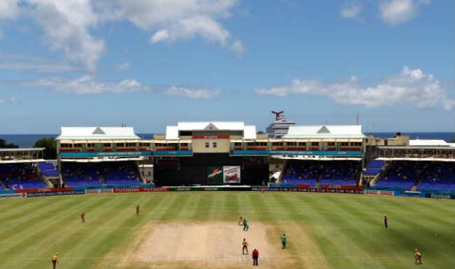 West Indies vs Bangladesh T20: Rain abandones one-off Twenty20 clash in St Kitts