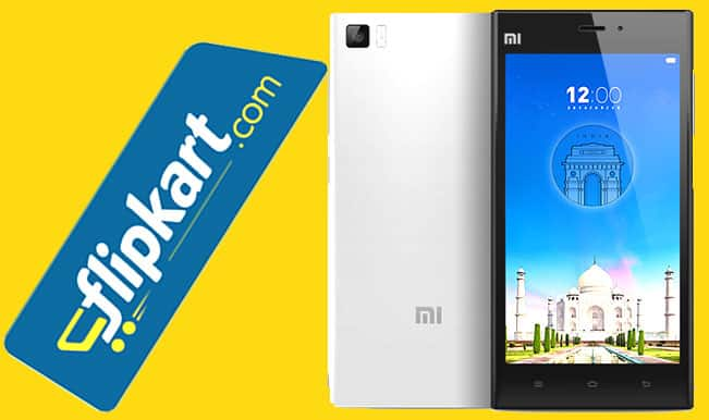 Xiaomi Mi3 on Flipkart sees another thunderous response; sale ends in seconds