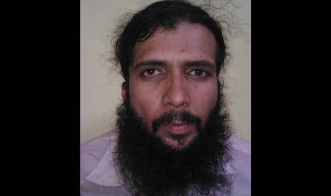 Indian Mujahideen commander Yasin Bhatkal to be questioned by Uttar Pradesh Police