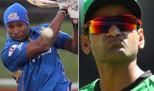 Mumbai Indians (MI) vs Lahore Lions (LL) CLT20 2014: Kieron Pollard vs Mohammad Hafeez – Who will be outsmarted?