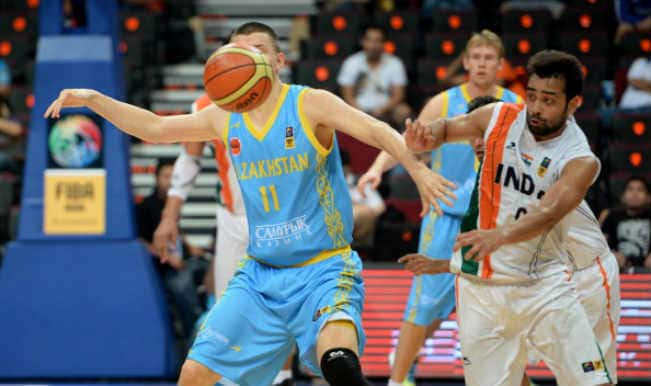 Asian Games 2014: India men's basketball team down Kazakhstan 81-60 in qualifying round