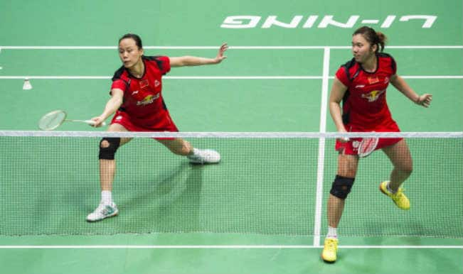 Asian Games  Asiad Indonesia Upset China In Womens Badminton