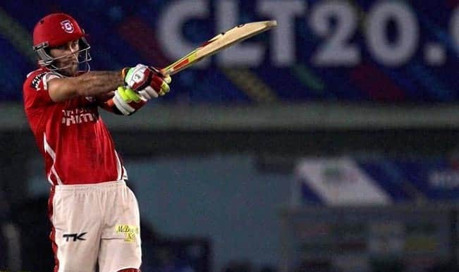 Live Cricket Score Board & Ball by Ball Commentary of Kings XI Punjab (KXIP) vs Barbados Tridents (BT) Group B Match 5 of Champions League T20 (CLT20) 2014