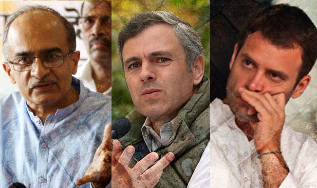 Rahul Gandhi, Omar Abdullah: Top 7 politicians who shamed their political ancestry