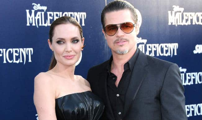 Angelina Jolie and Brad Pitt honoured her late mother at their wedding