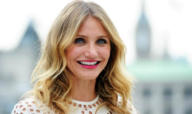 Cameron Diaz: Don't compare my film to celebrity leaks