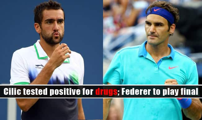 Marin Cilic tested positive for drugs again! Roger Federer to play US Open 2014 final