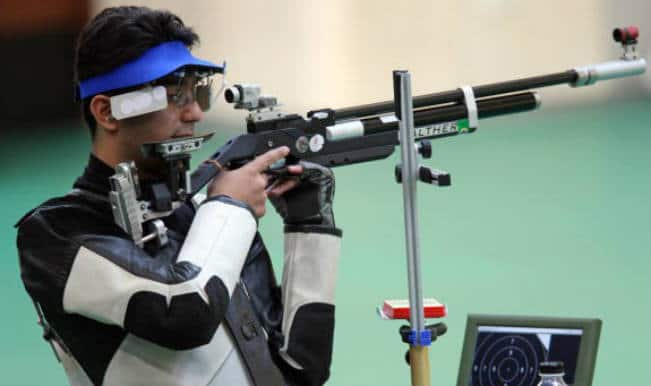 Abhinav Bindra bids Asian Games adieu by winning a bronze medal in in 10m Air Rifle