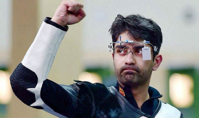 Abhinav Bindra announces retirement from professional shooting post Asian Games 2014