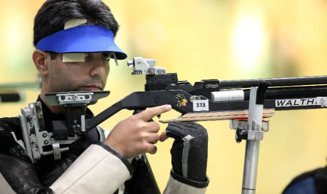 Abhinav Bindra misses opportunity to earn Olympics quota post his failure at ISSF World Championships