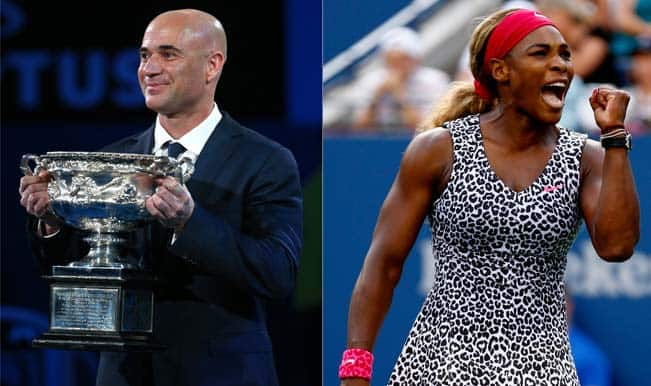Serena Williams, Andre Agassi, Patrick Rafter to play for IPTL's Singapore Slammers