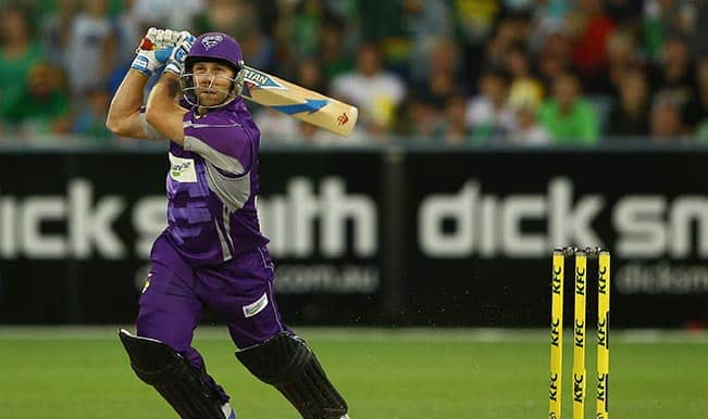 Northern Knights vs Hobart Hurricanes: Hurricanes score 178 as Blizzard and Malik dominate the final overs
