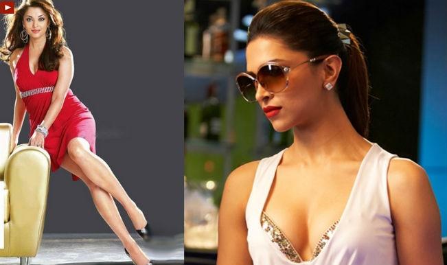 Aishwarya, please cover your Ugly Legs; Deepika, please cover your Cleavage: TOI, please stop this Nonsense!