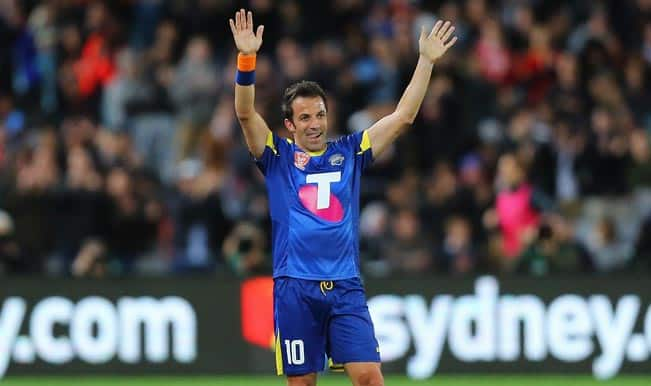 Indian Super League: Juventus & Italy legend Alessandro Del Piero to arrive in India on Thursday
