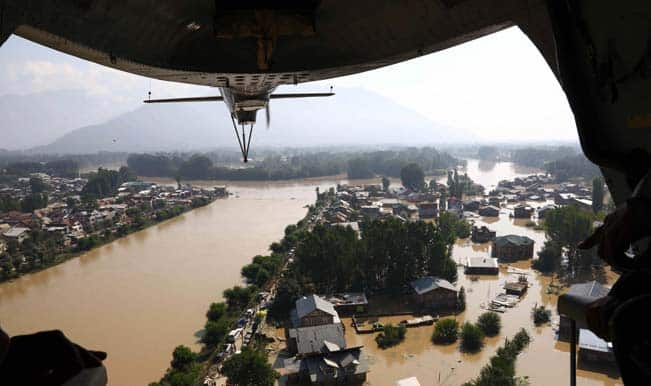 Jammu and Kashmir wants Centre to rush 300 paramedics to flood-hit state