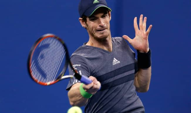 Andy Murray slips out of ATP top 10 rankings for first time since 2008
