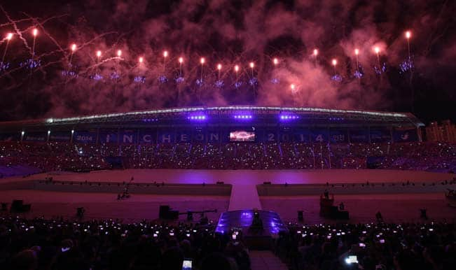 Asian Games 2014 Opening Ceremony: Dance, ballad and fireworks kick-start Incheon Games