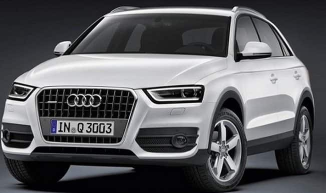 Audi Q Dynamic SUV Launched With Rs Lakh Price In India - Audi image and price