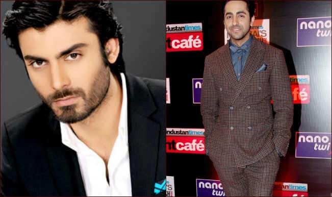 Fawad Khan is new 'eyecandy' who can act says Ayushmann Khurrana