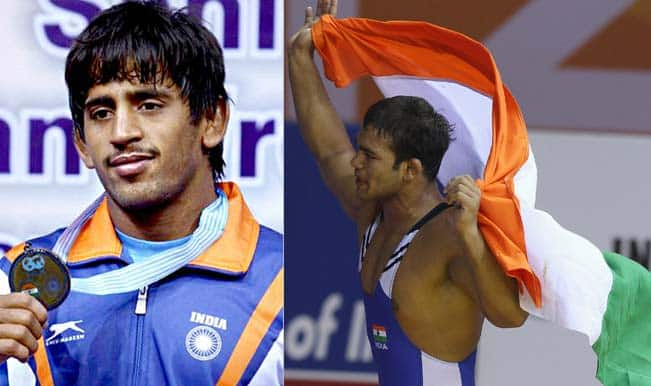 Asian Games 2014 Updates: Medals in Wrestling, Athletics and Tennis but India fall to 10th in overall standings