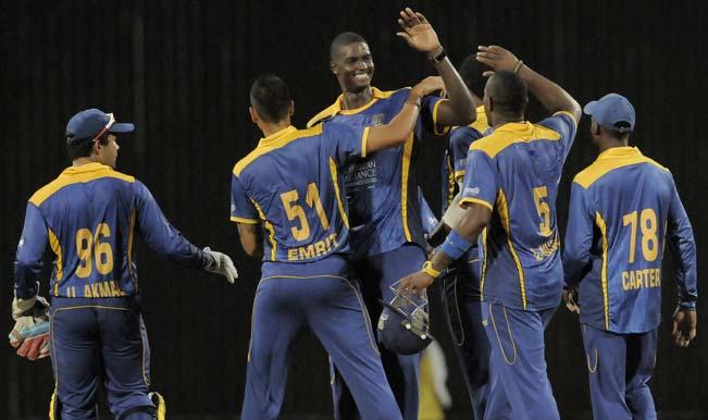 Barbados Tridents vs Cape Cobras, CLT20 2014: Richard Levi awaits Jason Holder test