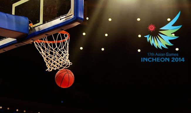 Asian Games 2014, Basketball: Indian men's team knocked out of Asiad post 41-76 loss to Iran