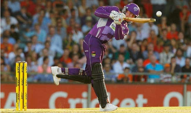 CLT20 2014, Hobart Hurricanes (HH) vs Barbados Tridents (BT): Top 5 players to watch out for in Group B Match 16