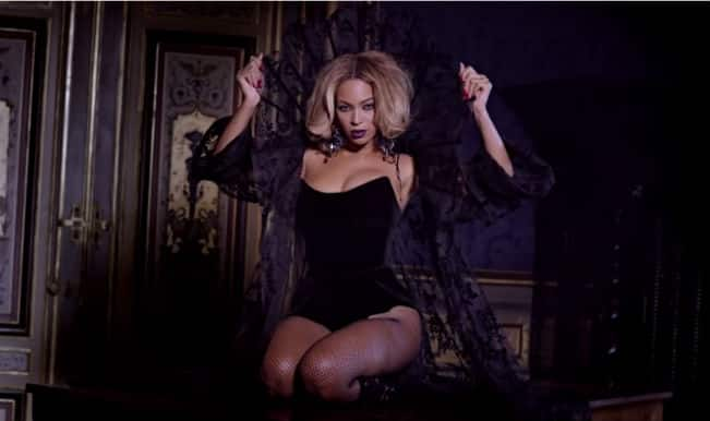 Birthday Bumps: Beyonce and Jay Z indulge in Fifty Shades of Grey in 'Partition' video