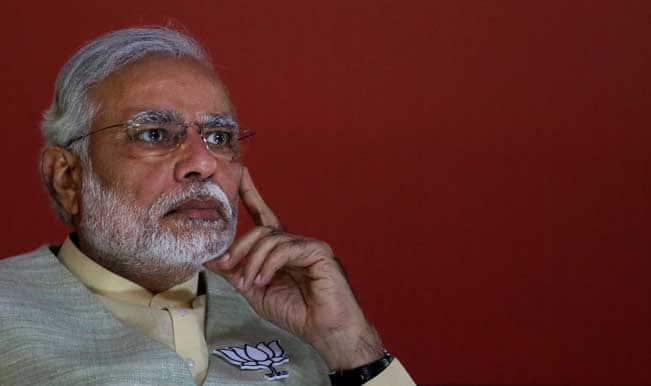 Shiv Sena-Bharatiya Janata Party seat sharing row: Narendra Modi leaves decision on Maharashtra unit