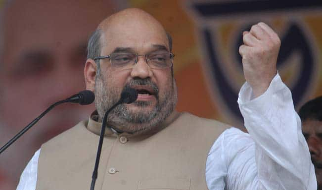 Amit Shah to BJP workers: Bypoll reverses, don't feel depressed