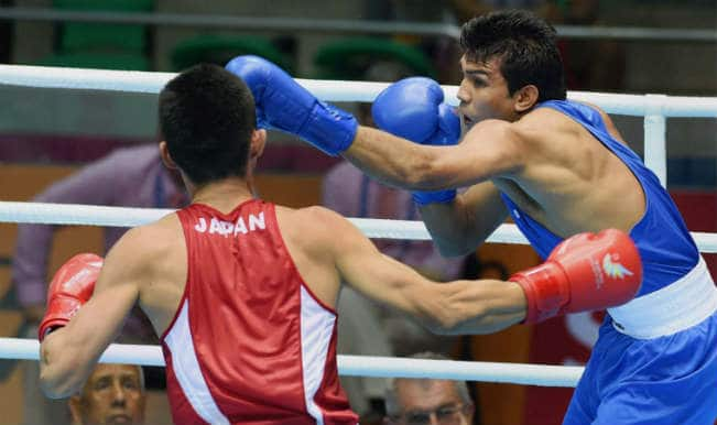 Asian Games 2014 Boxing: Devendro Singh advances to pre-quarters, Manoj Kumar knocked out