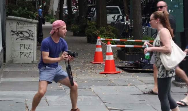 Watch: Humans of New York pose for the wrong Brandon Stanton