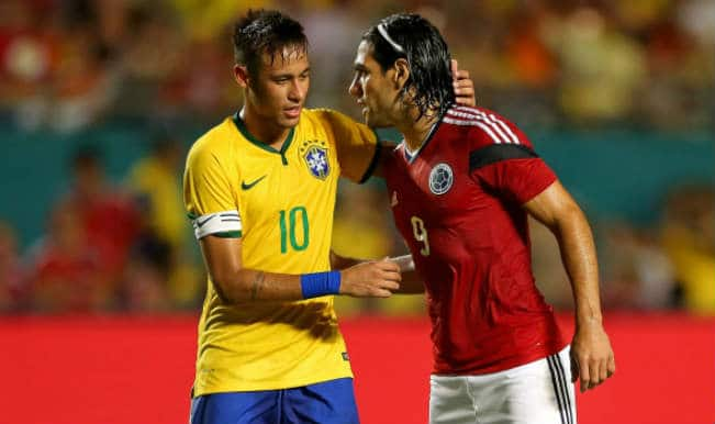 Brazil Vs Colombia Live Streaming : Latest News, Videos and