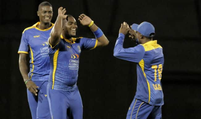 Barbados Tridents (BT) vs Cape Cobras (COB) Live Cricket Score Updates of CLT20 2014: Cape Cobras beat Barbados Tridents in Super Over