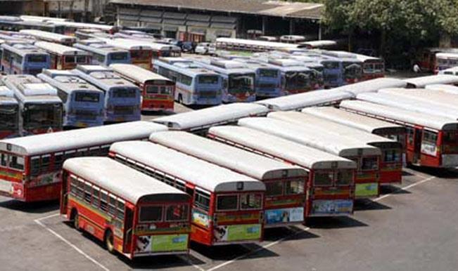 39 roadways buses seized in Uttar Pradesh and Uttarakhand
