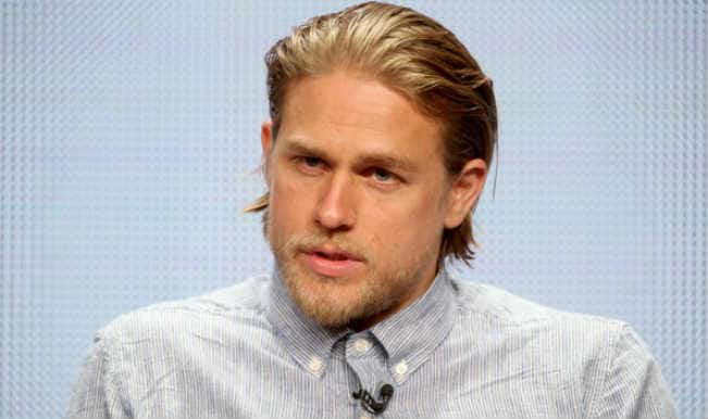 Charlie Hunnam, face of Calvin Klein's new fragrance