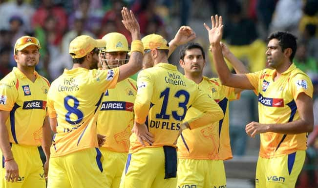 Chennai Super Kings (CSK) vs Dolphins (DOL) Live Cricket Score Updates of CLT20 2014: CSK win by 54 runs