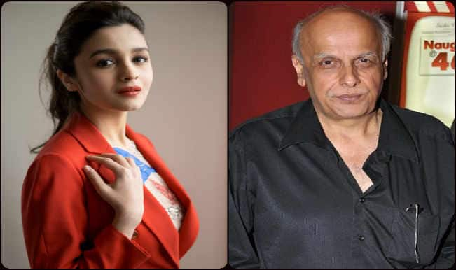 Alia Bhatt is a star and I don't work with stars says father Mahesh Bhatt