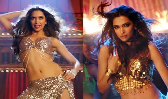Happy New Year song Lovely: You can't get enough of Deepika Padukone's super hot pole dance!