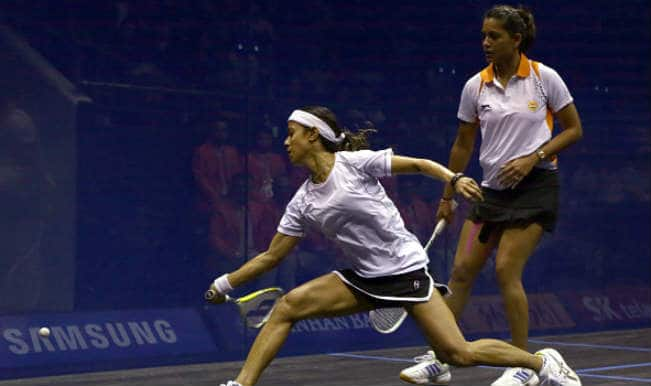 Indian women's squash team wins 3rd silver for India in Asian Games 2014
