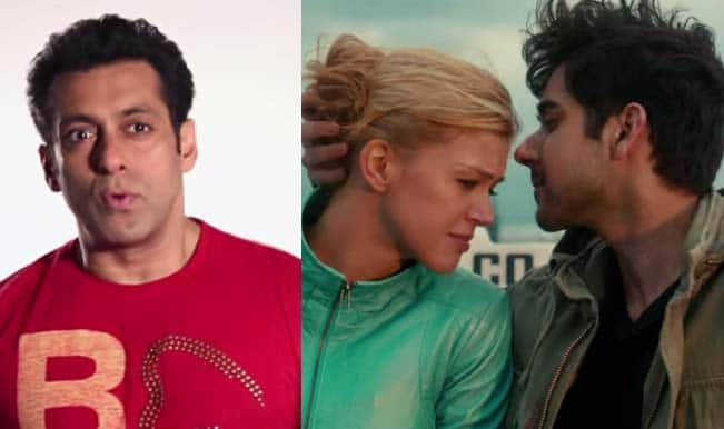 Salman Khan urges fans to move to the beats of Dr Cabbie: Watch 'All I need is you' song