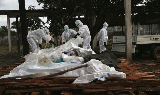 Ebola kills 2,300, nearly half of deaths in past 21 days: World Health Organisation