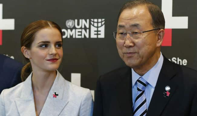 Emma Watson UN speech video: Harry Potter actress endorses HeForShe gender equality campaign