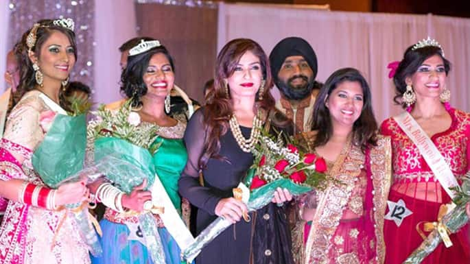 Houston crowns Mrs. and Mr. Bollywood