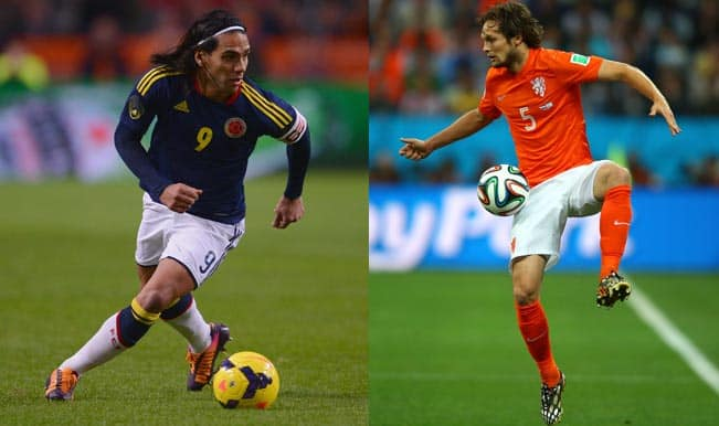 Manchester United sign Radamel Falcao and Daley Blind on transfer deadline day