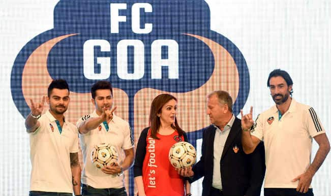 Indian Super League Fc Goa Announces Virat Kohli As Its New Co Owner And Ambassador India Com